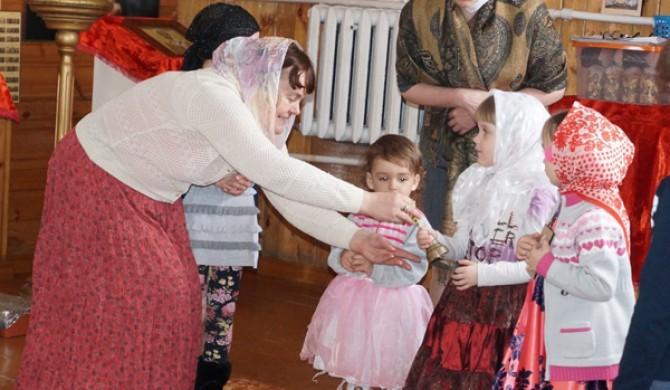 Пасха-2015. Праздник для детей