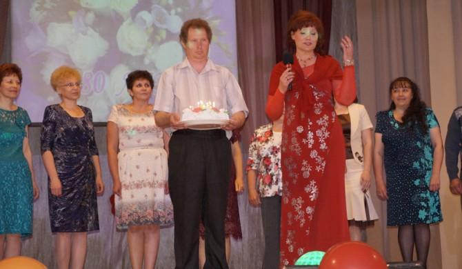 80-летний юбилей газеты «Сельчанка»