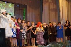Новогодний кинохит в Новичихе