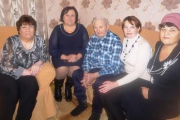 90-летний юбиляр
