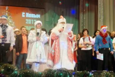«Оливье-шоу» в РДК