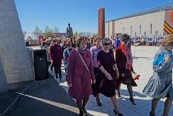 День Победы-2017 в Новичихе