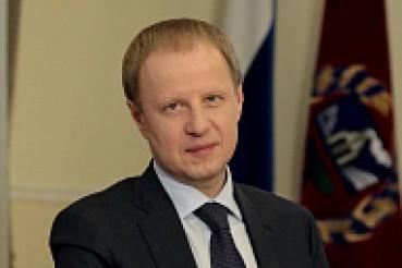 Виктор Томенко избран главой Алтайского края