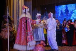 Новогоднее шоу в РДК