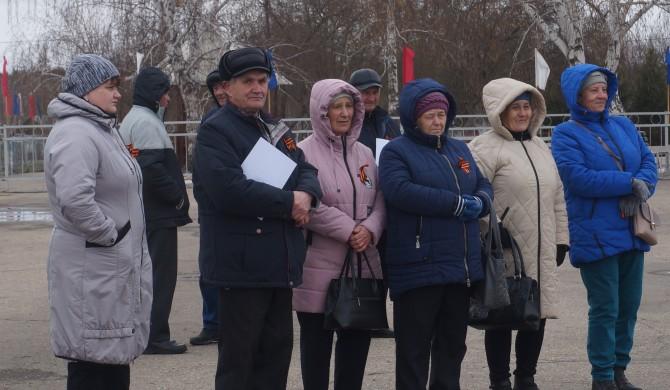 Фотоотчет с праздника 1 мая в Новичихе