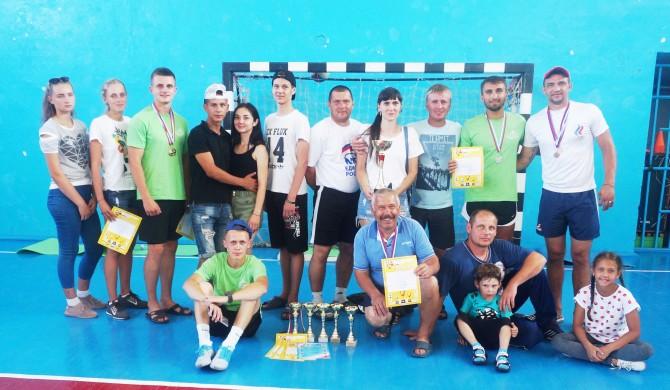 Летняя олимпиада спортсменов района