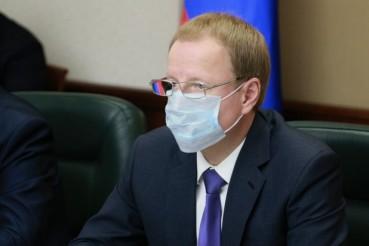 Губернатор Томенко сравнил ситуацию с COVID-19 в Алтайском крае с военной обстановкой