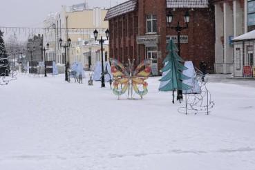 Новогодние праздники всей семьей в Барнауле
