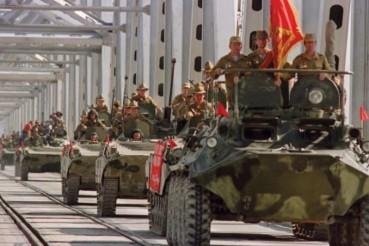 15 февраля отмечается день вывода войск из Афганистана