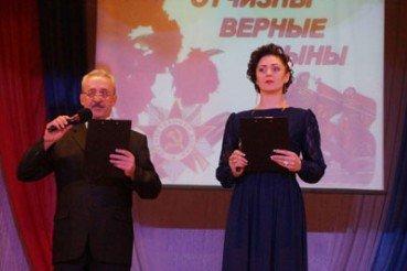 В Новичихе состоялся районный конкурс военно-патриотической песни
