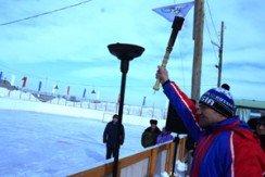 Зимняя олимпиада в Новичихе
