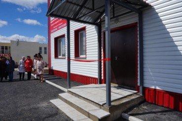 1 мая в Новичихе прошла торжественная сдача новой жилой трехэтажки
