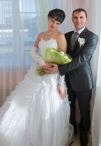 Супруги Дробышевы