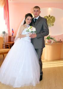 Диана и Евгений Прокудановы