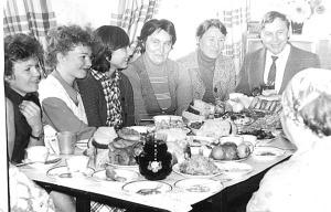 Т. Д. Дегтярева, Н. А. Ткаченко, Л. Л. Гончарова, О. М. Симоненко, Н. М. Таровитова, А. Е. Канунников. 1987 год