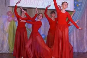 Танцевальная группа РДК