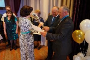 Почетной грамотой управления по печати награждается ответсекретарь А. А. Горячих