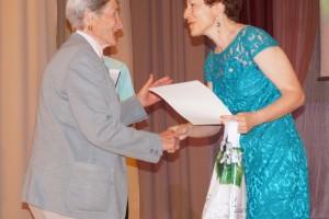 Победитель читательского конкурса Н. М. Таровитова
