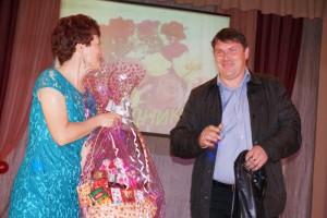 Подарок от предпринимателя А. С. Меркулова