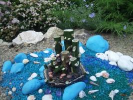 Миниатюрный фонтанчик