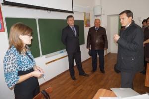 Беседа с учителем О. Г. Чеботковой