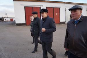 "На территории ООО ""Новичиха лес"""