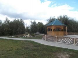 В парке «Юбилейный»