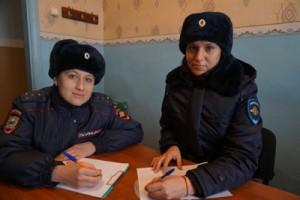 А. Молодцова и А. Колымова