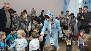 открытие детского сада в Бийске. Фото: Екатерина Егорова в biwork.ru.