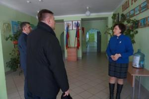 В Новичихинской СОШ