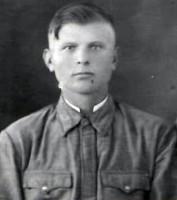 П. М. Василенко. Фото военных лет