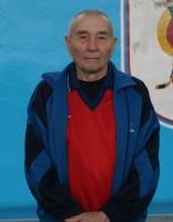 Владимир Михайлович Грибанов - старейший участник соревнований