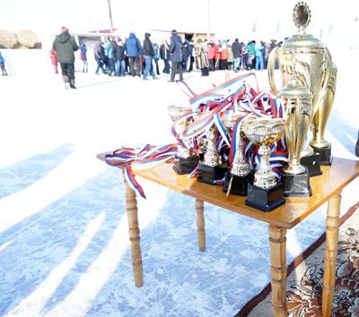 17 февраля в Новичихе состоялась 28-я зимняя Олимпиада спортсменов района