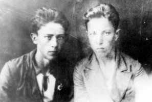 М. П. Карелин и Н. Попов