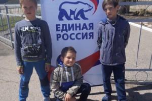 Герман Цейзер, Миша Шевченко, Кирилл Кондрашкин, Новичиха
