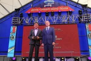 В. Клычков и В. Томенко