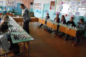 День шахмат в школе 2017