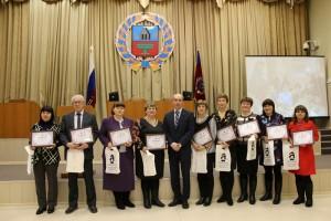 вручение шахматного оборудования в рамках проекта Барнаул