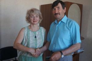 О. Н. Нагайцева и В. Н. Васютин
