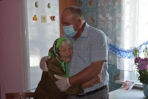 М.Н. Площенко с С.Л. Ермаковым